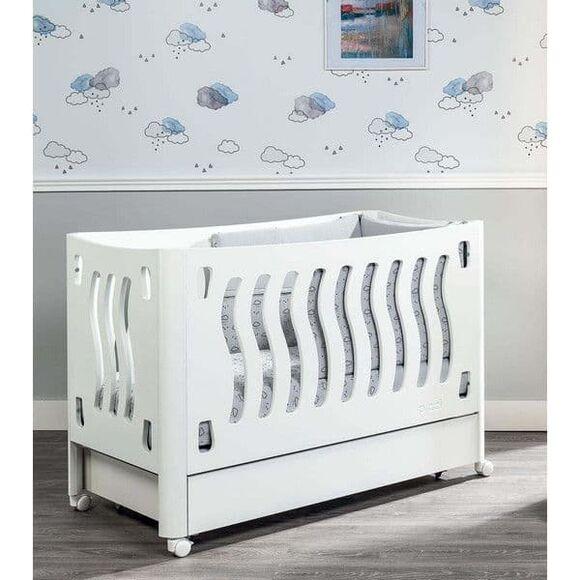 Βρεφικό κρεβάτι Picci σχέδιο Space στο Bebe Maison