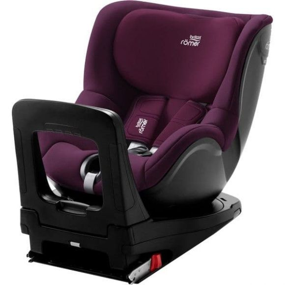 Κάθισμα αυτοκινήτου Britax Romer Dualfix i-size Burgundy Red στο Bebe Maison