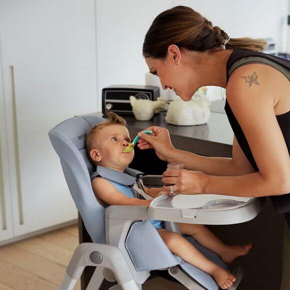 Καρέκλα φαγητού Inglesina My Time χρώμα sugar στο Bebe Maison