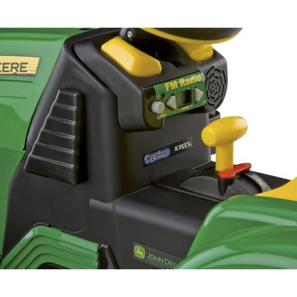John Deere Ground Force with trailer by Peg Perego στο Bebe Maison