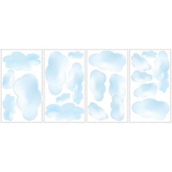 "Roommates Αυτοκόλλητα τοίχου ""Σύννεφα"" στο Bebe Maison"