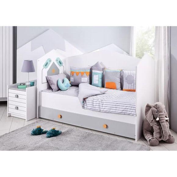Πολυμορφικό κρεβάτι Bebe Stars Bird House 418-05 στο Bebe Maison