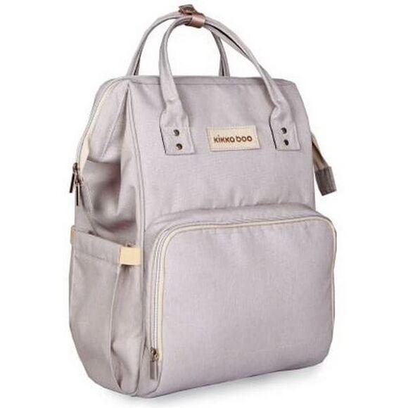Τσάντα αλλαξιέρα/ σακίδιο πλάτης Kikka Boo Siena Grey στο Bebe Maison