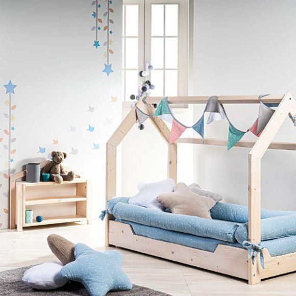 """Παιδικό κρεβάτι Picci Liberty  """"Small home"""" στο Bebe Maison"""