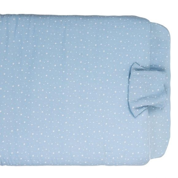 Σετ παπλώματος Picci Liberty Star Light Blue στο Bebe Maison